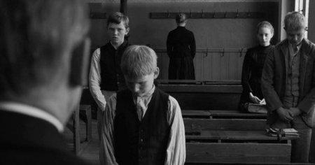 Белая лента / Das weisse Band - Eine deutsche Kindergeschichte (2009)