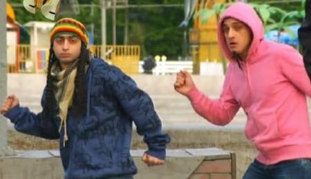 Даешь молодежь (серии 1-25) (2009) TVRip
