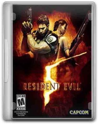 Обитель зла 5 / Resident Evil 5 (2009/DVDRip)