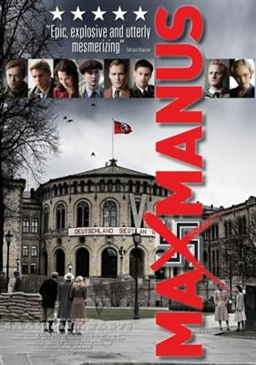 Макс Манус: Человек войны/Max Manus (2008/HDRip/1.46 GB)