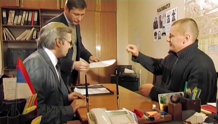 Грязная работа (1-2 сезоны: 1-32 серии из 32) (2009) DVDRip