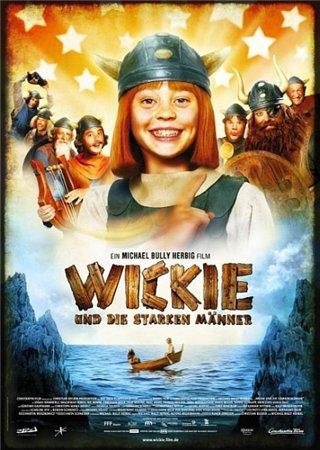 Вики-маленький викинг / Wickie und die starken Manner (2009)