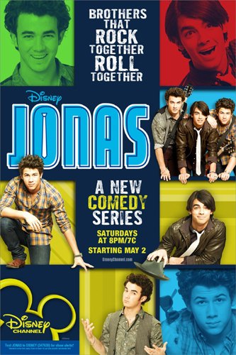 Братья Джонас / Jonas (2009)