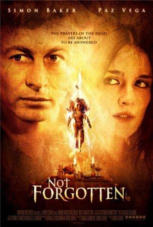 Невозможно забыть / Исчезновение / Not Forgotten (2009)