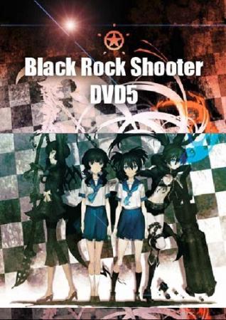 Стрелок с Чёрной скалы / Black Rock Shooter (2010)