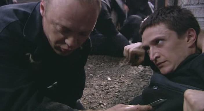 Побег (17 серия) / Побег из тюрьмы (2010)