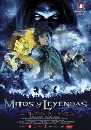 Мифы и легенды: Новый альянс / Mitos y Leyendas La Nueva Alianza (2010)