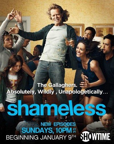 Бесстыдники / Shameless (2011) 1 сезон
