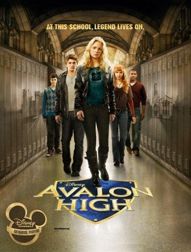 Школа Авалон / Avalon High (2010)