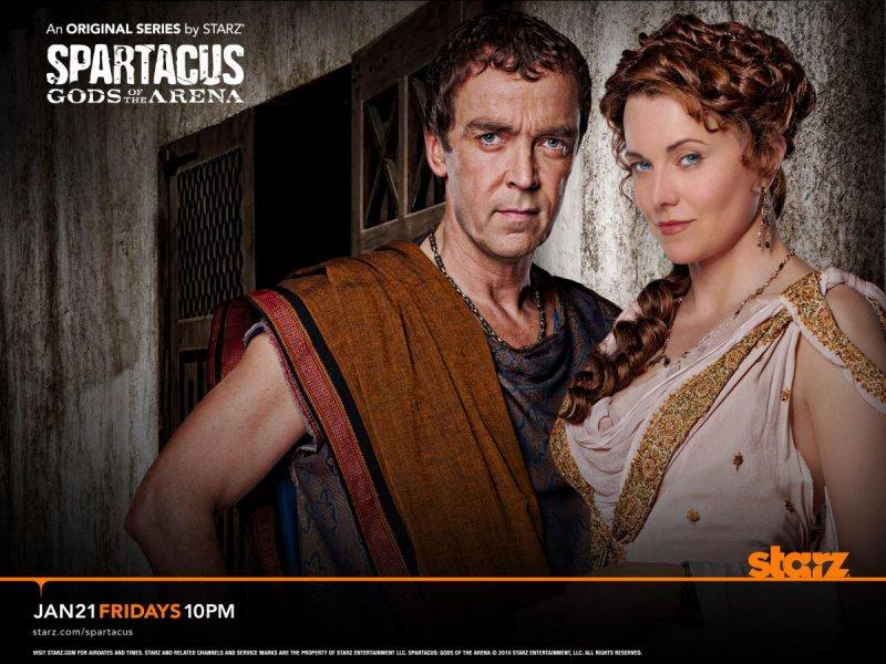 Спартак боги арены 1 сезон spartacus gods
