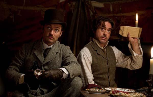 Шерлок Холмс 2 / Untitled Sherlock Holmes Sequel (2011)