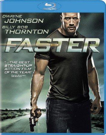 Быстрее пули / Faster (2010/BDRip 720p/HDRip/DVDRip)