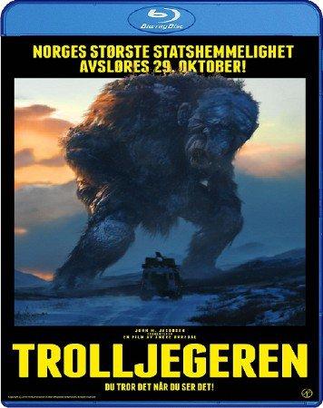 Охотники на троллей / The Troll hunter / Trolljegeren (2010/BDRip/720p/HDRip)