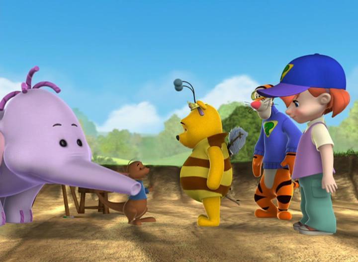 Мои Друзья Тигруля и Винни. Куда Пропали Пчёлы / My Friends Tigger & Pooh. The Nature Of Things (2010)