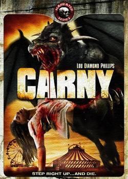 Монстр на карнавале / Carny (2009)