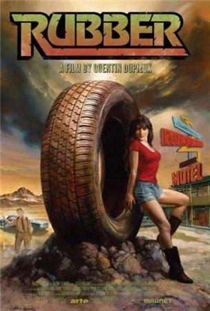 Покрышка / Шина / Rubber (2010) DVDRip
