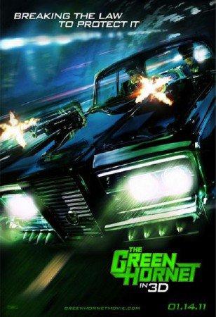 Зелёный Шершень / The Green Hornet (2011/DVDRip/2100Mb/1400Mb/700Mb)