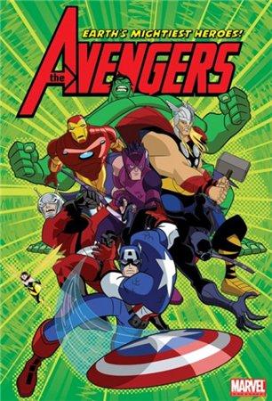 Мстители: Могучие Герои Земли / 1 сезон / The Avengers: Earth's Mightiest Heroes (2010)