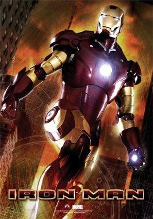Железный Человек / 12 серий / Iron Man (2010)
