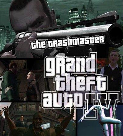 GTA IV: Мусорщик / GTA IV: The Trashmaster (2010)