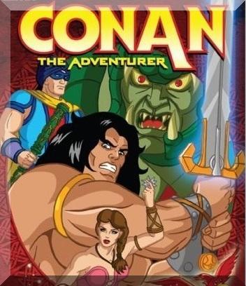 Конан - искатель приключений / Conan The Adventurer (1992)