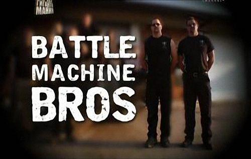 Чёрные небеса (Братья по оружию) / Battle Maсhine Bros (2011)