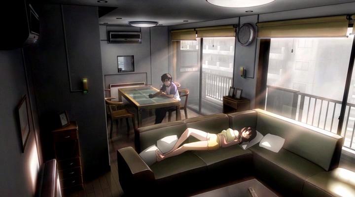 Время Евы / Eve no Jikan Gekijouban (2010)