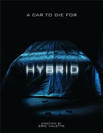 Гибрид / Hybrid (2010) DVDRip 3D-video Лицензия скачать торрент.