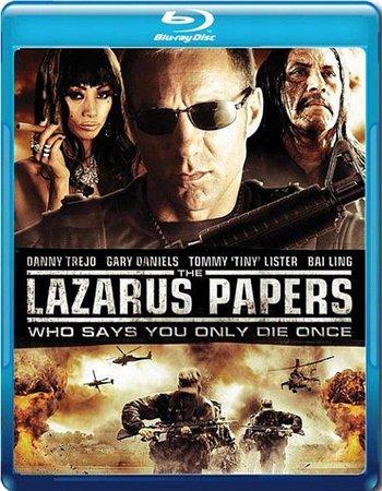 Записки Лазаря / The Lazarus Papers (2010)