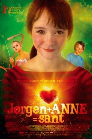 Йорген + Анна = любовь / Jørgen + Anne = sant (2011)