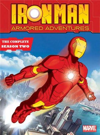 Железный Человек: Приключения в броне / Сезон 2 / Iron Man: Adventures (2011)