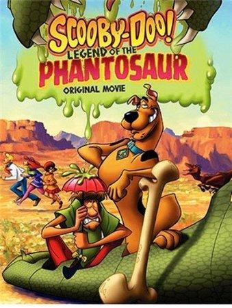 Скуби-Ду: Нападение Пантазаура / Scooby-Doo! Legend of the Phantosaur (2011)