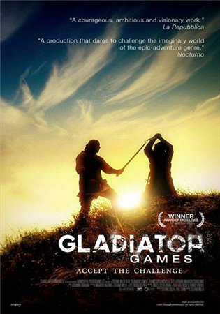 Клаанг: война гладиаторов / Gladiator Games / Claang - Tod den Gladiatoren (2010)