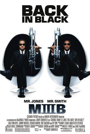 Люди в черном 3 / Men in Black 3 (2011)