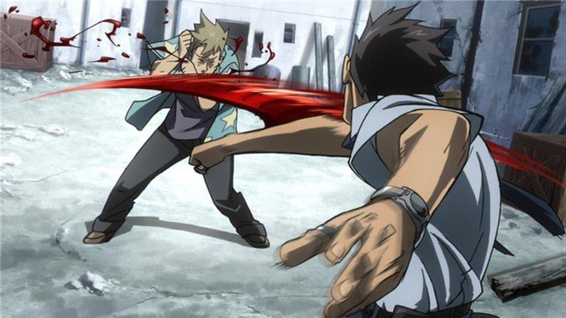Страна чудес смертников OVA / Deadman Wonderland OAD (2011)