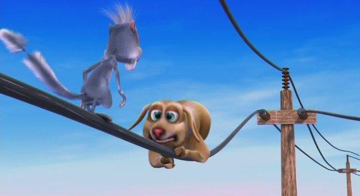 Сами с усами / 35 сериий / The Twisted Whiskers Show (2009)