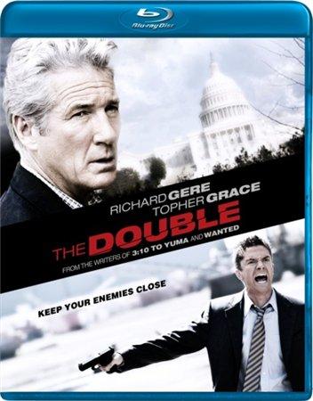 Двойной агент / The Double (2011)