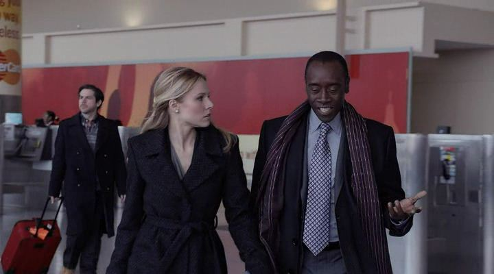 Обитель лжи / 1 сезон / House of Lies (2012)