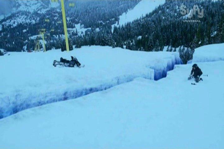 Ледяная дрожь / Ice Quake (2010)