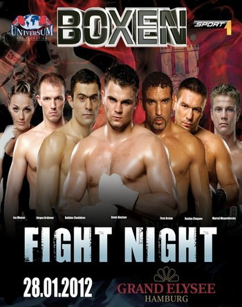 Бокс: Турнир Fight Night в Гамбурге / Boxing: Universum Fight Night (2012)