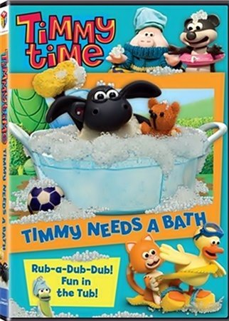 Барашек Тимми / Timmy Time: Timmy Needs A Bath (2012)