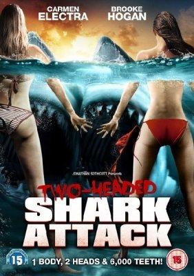 Атака двухголовой акулы / 2 Headed Shark Attack (2012)