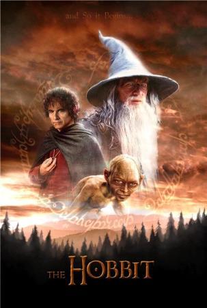 Хоббит: Нежданное путешествие / Часть первая / The Hobbit: An Unexpected Journey (2012)