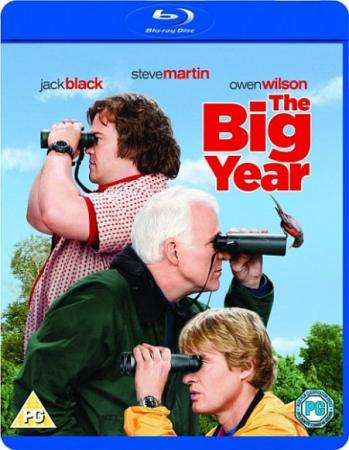 Большой год / The Big Year (2011)