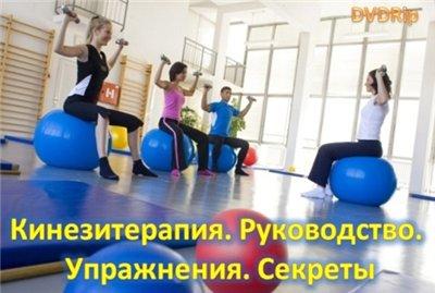 Кинезитерапия. Руководство. Упражнения. Секреты (2011)