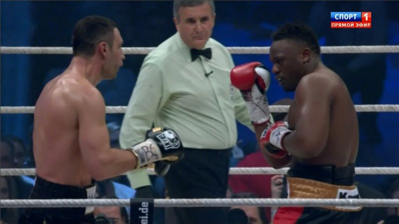 Бокс: Виталий Кличко - Дерек Чисора / Boxing: Vitali Klitschko vs Dereck Chisora (2012)