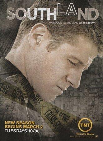 Южная Территория Сезон 2,3,4 / Southland (2010-2012)