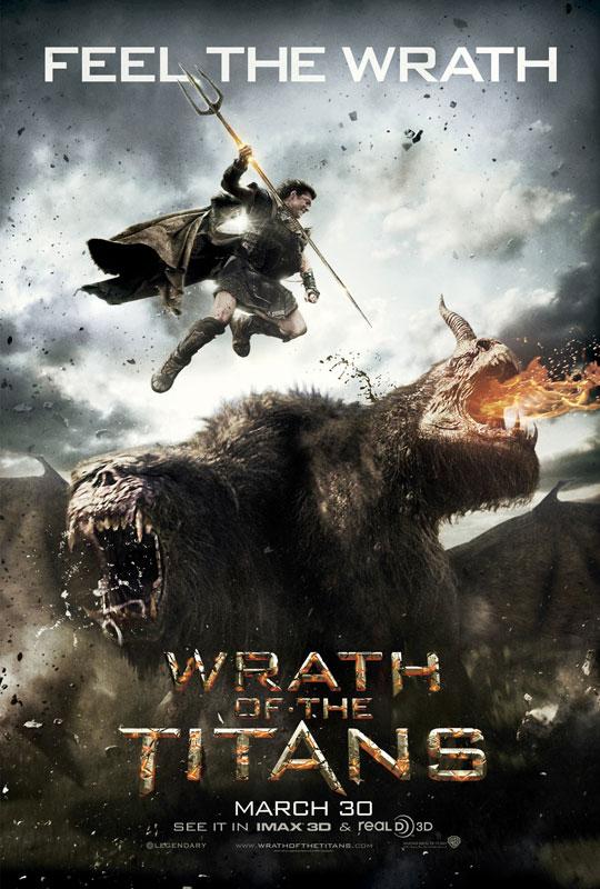 Битва Титанов 2 / Гнев титанов / Wrath of the Titans (2012)