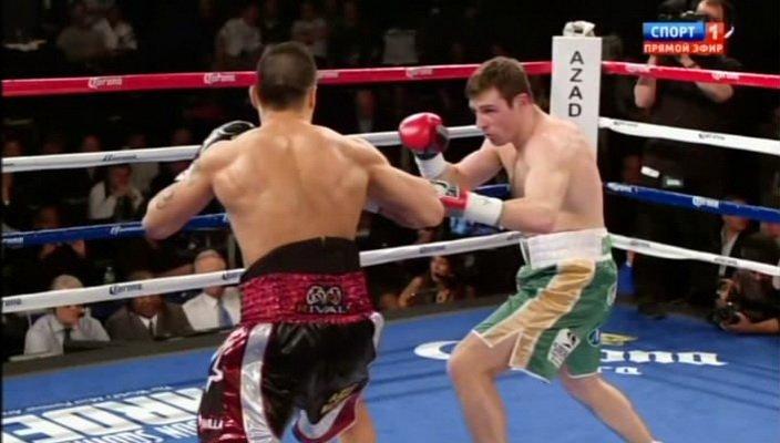 Бокс: Серхио Габриэль Мартинес - Мэттью Маклин (2012)