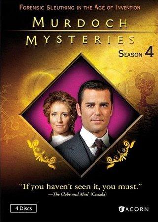 Расследования Мердока / 4 сезон / Murdoch Mysteries (2011)